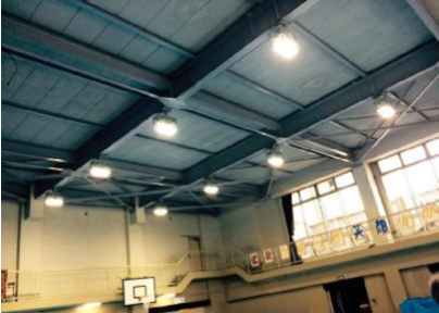 LEDなら即時点灯で使いやすい。