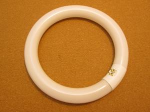 丸型の蛍光灯シーリングライト