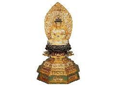 釈迦如来座像(022-02)