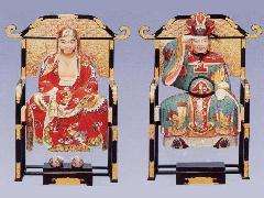 達磨・大権尊像(023-04)