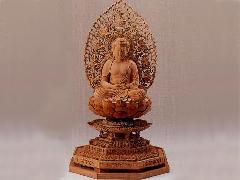 釈迦如来座像(024-02)