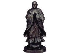 日蓮聖人立像(031-01)