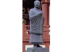 興教大師立像(031-06)