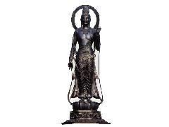 薬師寺型聖観世音菩薩立像(032-01)