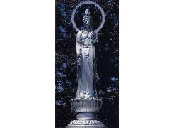 聖観世音菩薩立像(033-01)