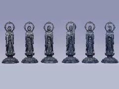 六地蔵尊立像(033-05)