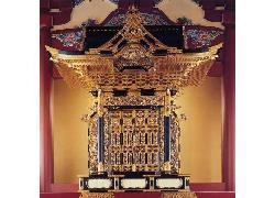 三方妻屋根「四本柱」(037-01)