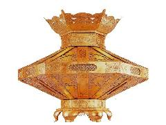 六角菱灯籠(065-01)