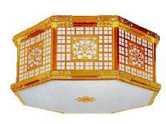 新型八角照明灯(065-05)