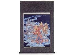 釈迦十三仏掛軸(072-02)