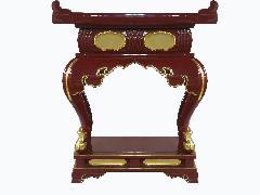 香台 朱塗 定価240,000円