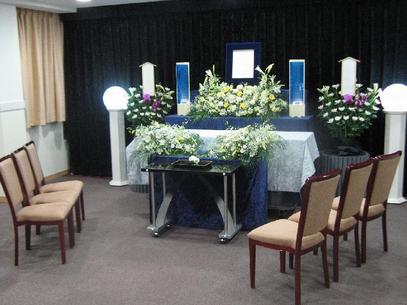 【お通夜の式はありません。葬儀告別式のみとなります】