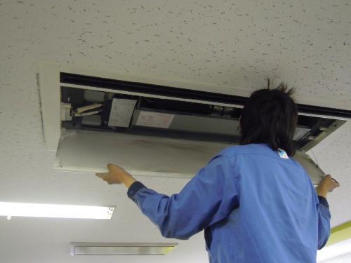 空調設備管理