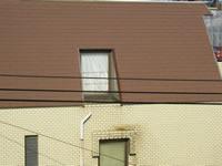 屋根の塗替え