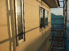 茨城県かすみがうら市 S邸 外壁工事