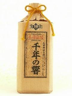 千年の響 長期熟成古酒 25度 720ml