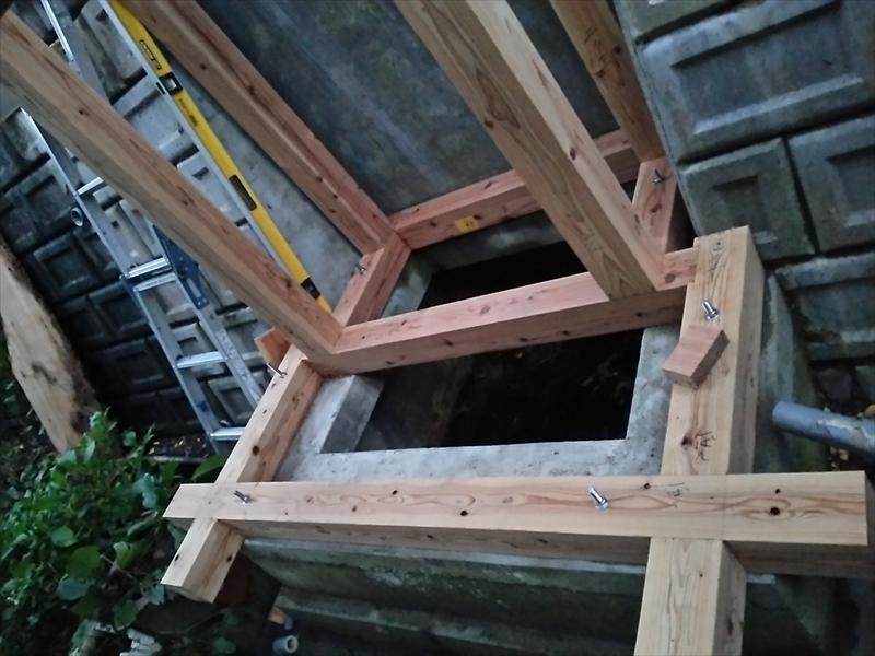 井戸の修復