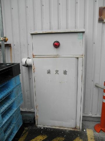 屋外消火栓設備