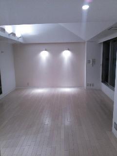 幡ヶ谷 マンション 照明工事