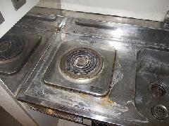 都内 マンション キッチン クリーニング