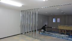 川崎 テナントビル 間仕切り工事