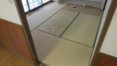 千葉県船橋市 賃貸マンション 畳からフローリング変更