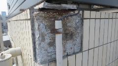 横浜 オフィスビル 外壁タイル貼り変え