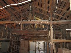 杉並区 戸建 内装スケルトン解体