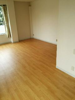 杉並区  賃貸マンション じゅうたんからクッションフロアシートに張り替え