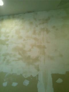 葛飾区金町 駅ビル店舗 塗装工事 モルタル風塗装