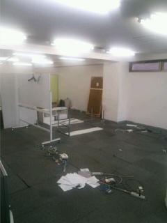 渋谷区 オフィスビル 原状回復工事