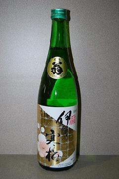 黒松翁 【伊賀の寒梅】 720ml