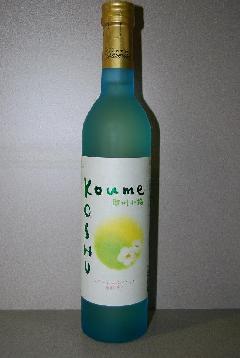 甲州小梅 梅酒 500ml
