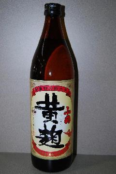 小鶴 黄麹 900ml
