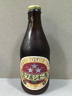 ミツボシビール ペールエール