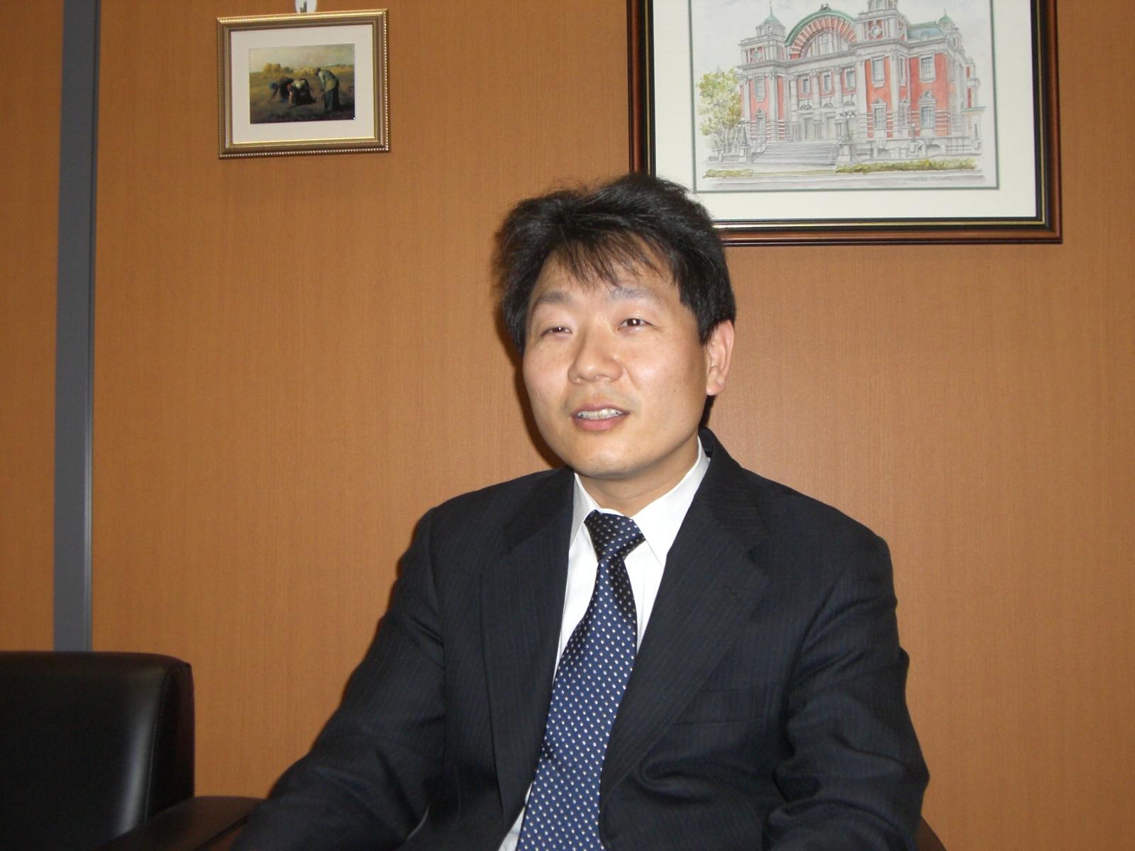代表者プロフィール