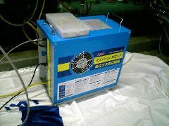 低沸点冷媒ガス回収装置 アサダ製 RS-13型