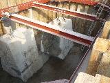 特殊な条件下の鉄筋コンクリート構造物、RC建物の解体