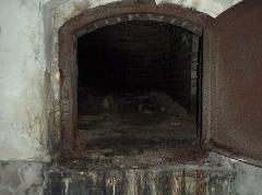 煙突下部ダイオキシン除去工事