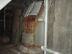 焼却炉ダイオキシン除去工事