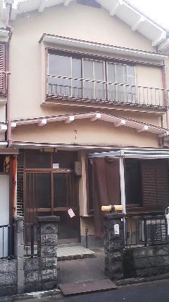 京都市南区吉祥院 木造住宅解体工事