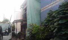 京都市 伏見区 淀 木造解体工事