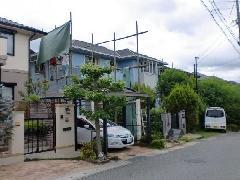 三田市 軽量鉄骨解体工事