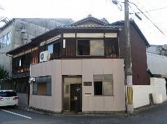 京都市 下京区 西七条 木造解体工事