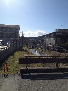 京都市北区河川遊歩道整備工事