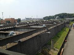大阪府豊中市浄水場解体工事