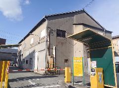 大阪市北区工場解体工事