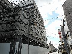 大阪市D工場解体工事
