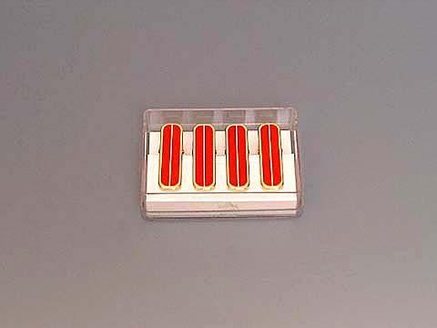 ハンディクリップ 小 赤 9112