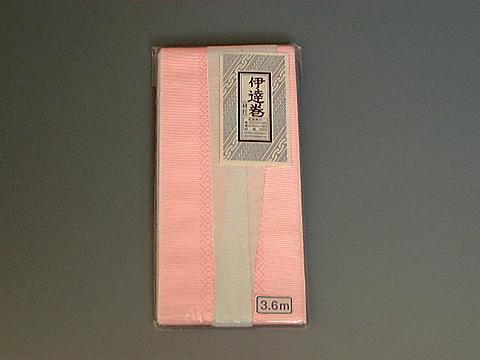 伊達巻 ピンク 約3m60cm紐付